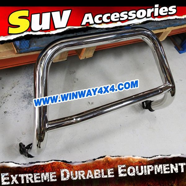 "3"" stainless steel nudge bar for subaru 2007+"