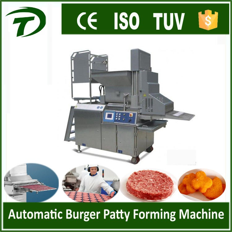 automated burger machine