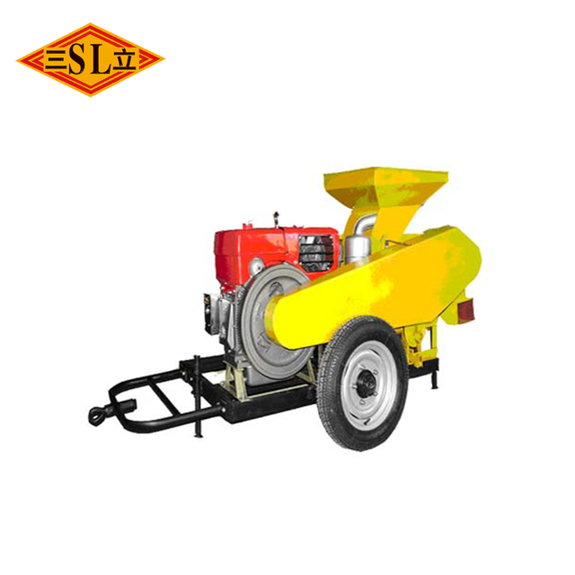 5TY-850New Condition and Agricultural Machinery Type maize thresher