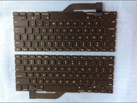 "Genuine new for Macbook Pro Retina 15"" A1398 ME293 ME294 MGXA2 MGXC2 Keyboard with Backlight Layout 2012 2013"