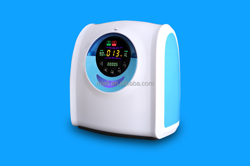 Factory price directly CE ISO approved battery mini oxygen concentrator home oxygen making machine