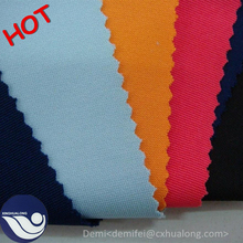 93% polyester and 7% spandex knitting fabrics / rib fabric composition / 2x2 rib knit fabric