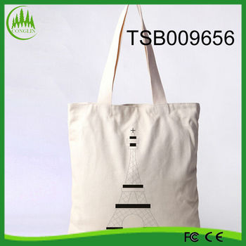 2014 Yiwu New Design Promotion Folding Canvas Bags
