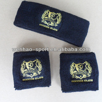 Newest Arrival promotional sweatband
