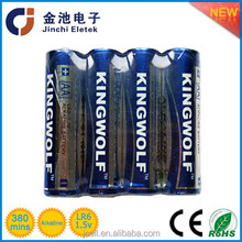 super alkaline AM3 battery LR6 battery Size AA battery