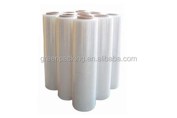 LDPE / LLDPE machine / hand use stretch film price lowest