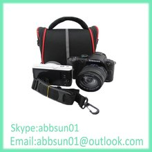Wholesale small digital nylon camera bags