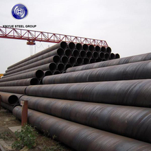 ASTM A252 Waste water Treatment Steel Pipe