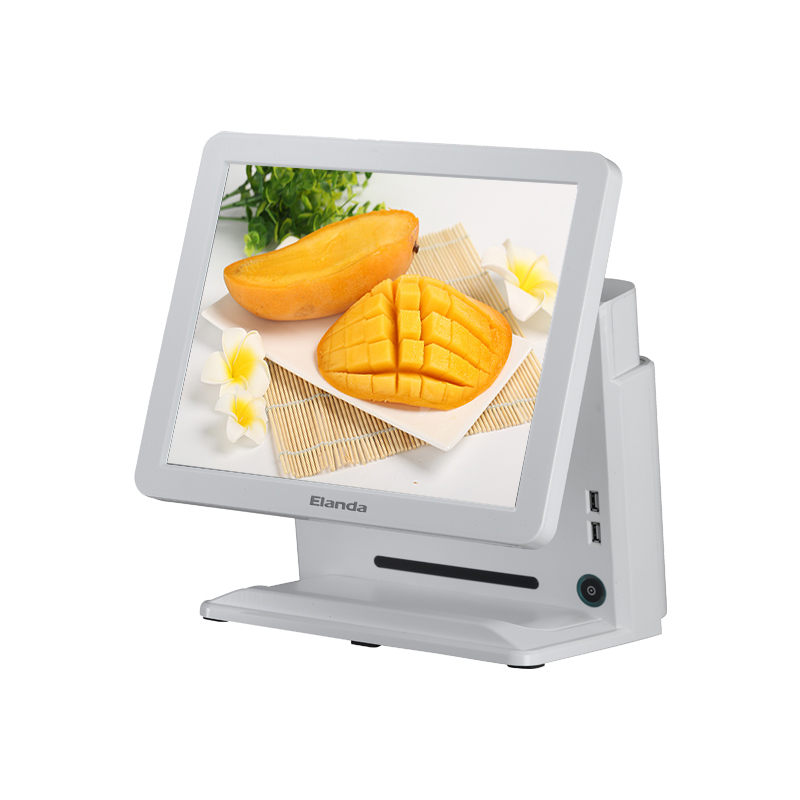 Windows pos system/ all in one touch pos/ cheap price cash register in supermarket