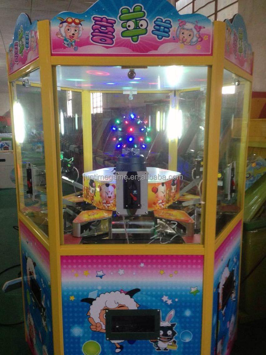 coin pusher machine