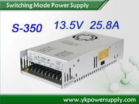 LED Driver 13.5V 350W Constant Voltage LED Driver With Rainproof Led Power Supply