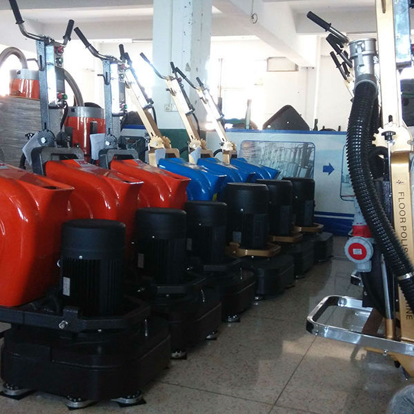floor grinder polishing machine