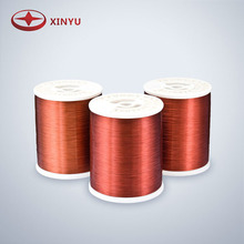 IEC standard of new techenology modified polyester SWG 0.18-5.0mm polyester Varnished Copper Cald Aluminum Coil Wire FOR winding