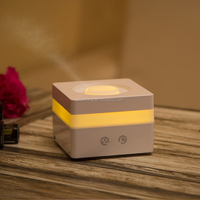 100ml Home Fragrance Diffuser Essential Oil Automatically Change The Lights Aromatherapy