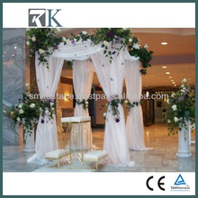 hot selling pipe and drape with Chiffion/Velvet for decorations