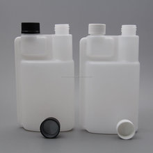 Oil Mixing Plastic Dual Chamber 500ml Liquid Soap Dispenser Pump Bottle