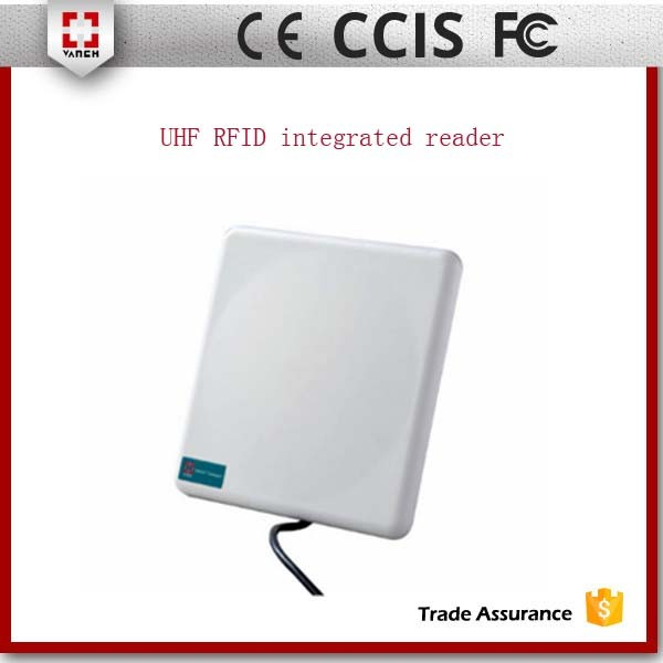 uhf rfid integrated reader with r2000 chip
