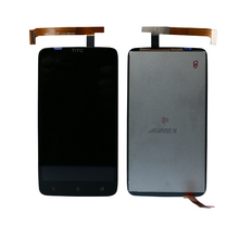 China hot sale best quality New LCD Screen Touch Digitizer Glass Lens Assembly For HTC One X G23 Replacement