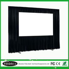 New product Hot sale large size fast fold screens (200'' travel use