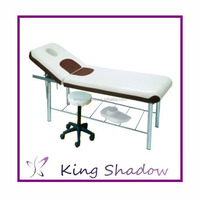 2015 new arrival simple design salon beauty bed wtith chair salon equipment suit for salon beauty shop spa office