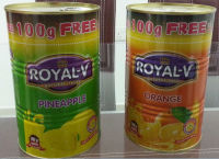 Royal-V Instant Powder Drink 1 Kg Can