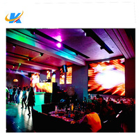 high resolution 6mm indoor p6 hd led digital video screen displays