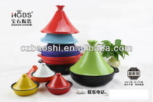 Tagine pot (2013 heat-resistant ceramic cookware set)