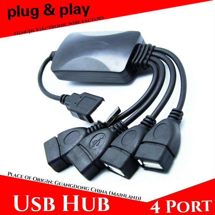 20cm factory price high-speed usb por hub