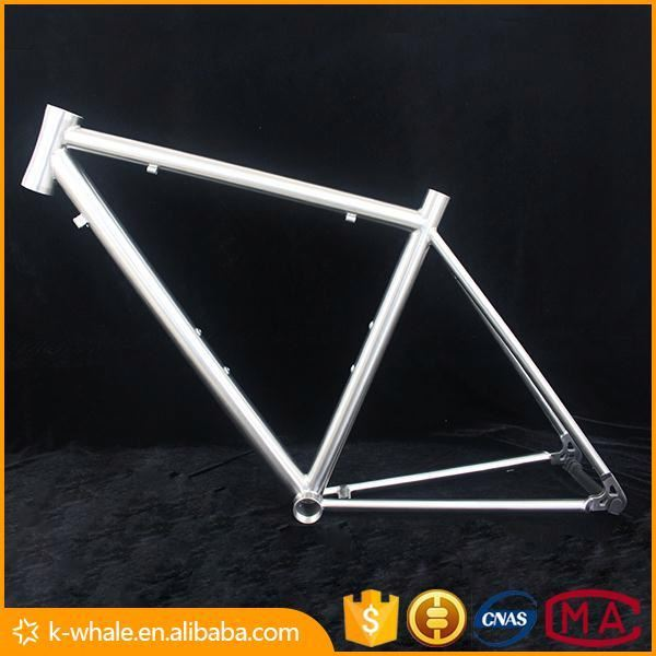 2016 Factory sale best price titanium bicycle frame titanium road bike frame