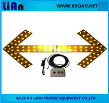 Yellow Color Snow Plow/Tank Car Flashing Warning Light