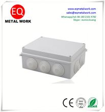 Abs plastic waterproof electronic enclosure electrical safety switch box 30a junction box