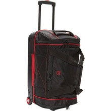 Extra large custom trolley luggage bags cases, durable outdoor travel wheeled trolley bag