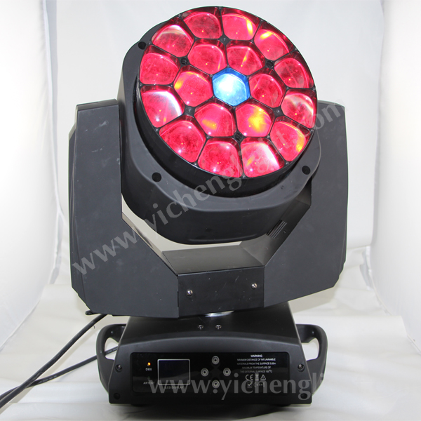 19*15W Big Bee Eye 4in1 Led B-Bee Eye Light With Price High Quality Moving Head Light