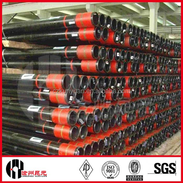 Superior QualityAPI 5CT All Grades Casing Pipe and Tubing Pipe for OCTG