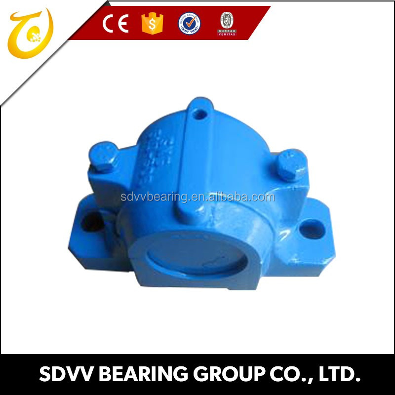 High load plummer bearing UC322 pillow block bearing with stainless steel housing
