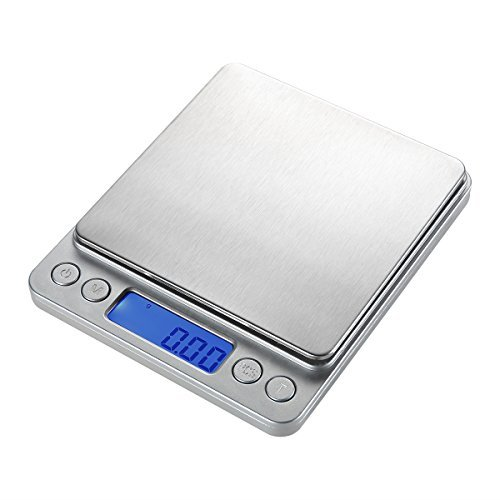 household electronic weighing scale mini pocket digital food kitchen scale 3kg