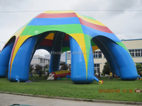 giant inflatable clear dome tent/ tent inflatable for camping/ advertising/ wedding