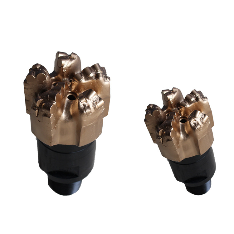Water well drilling equipments factory price PDC drill bit