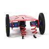 2WD Metat Frame Light Weight Mobile Robot Car Chassis Robot Vehicles