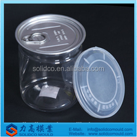 plastic can mould manufacture