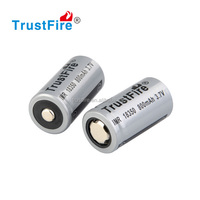 2013 trustfire imr 18350 battery smallest 18350 battery 800mah trustfire 18350 protected