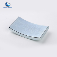 Customized N35-N52 Curved Permanent Motor Neodymium Magnet
