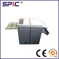 Manual uv coating machine for paper in China