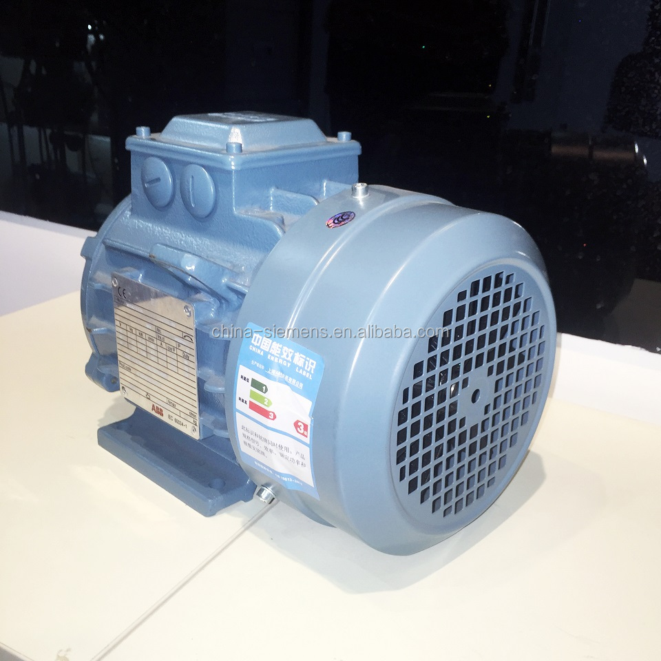 ABB IE2 40HP 22KW three-phase induction electrical AC motor