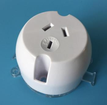 Christmas hot sale ,best discount black friday sale socket outlet Convenient you daily life with plastic