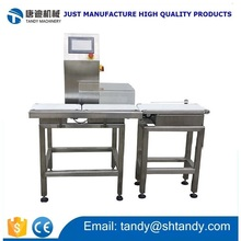 Automatic check weigher weighing scales, automatic weight inspection machine