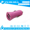 Car Charger Dual Usb Ports Charging for Mobile for iPhone S4