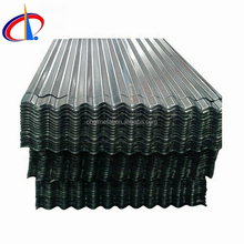 Manufacturer GI GL Zinc Coated Corrugated Metal Roofing Steel Sheet