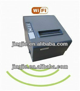 80mm Wifi Thermal Printer JJ-800WF with printing speed 250mm/sec