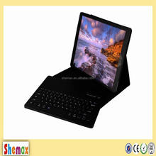 "New arrive 12.9"" bluetooth keyboard tablet case for ipad pro"
